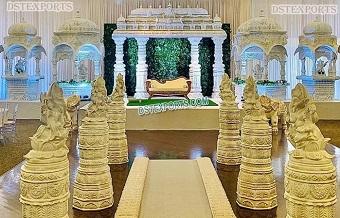 flower decoration for wedding reception.htm indian wedding mandaps manufacturer wedding stages manufacturer  indian wedding mandaps manufacturer