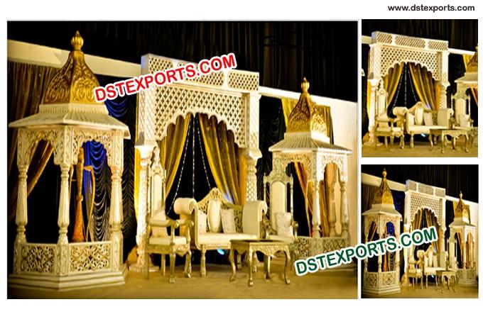 PL5976 - Unique Wedding stage Decoration