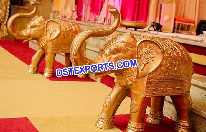 Wedding Elephant Theme Entrance Props