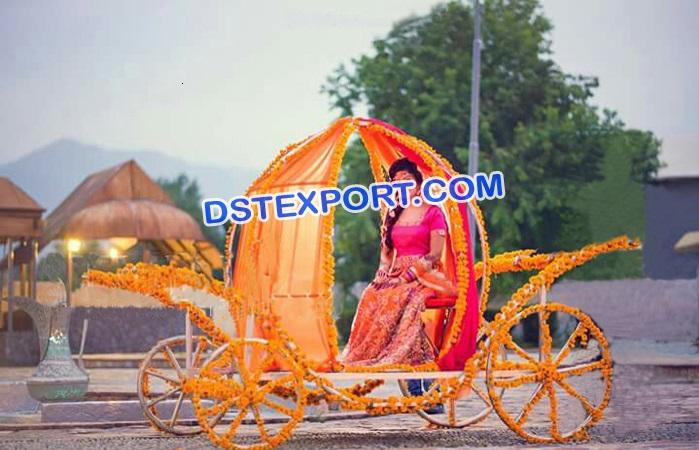 Bollywood Wedding Dulhan Carriage Doli