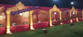 Indian wedding mandaps manufacturer, wedding stages manufacturer