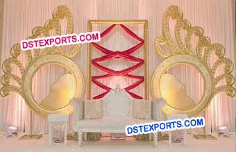 Indian wedding mandaps manufacturer wedding stages manufacturer indian wedding decoration props junglespirit Images
