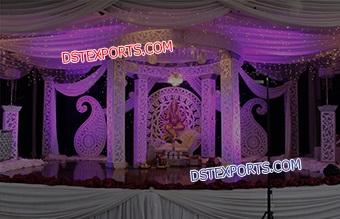 Indian wedding mandaps manufacturer wedding stages manufacturer beautiful props for wedding decorations junglespirit Images