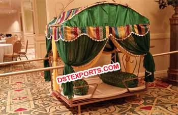 Indian wedding mandaps manufacturer wedding stages manufacturer decorated bridal wedding doli junglespirit Gallery