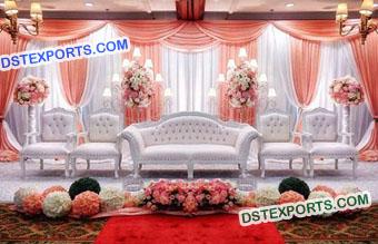 Strange Indian Wedding Mandaps Manufacturer Wedding Stages Manufacturer Machost Co Dining Chair Design Ideas Machostcouk